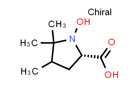 (2S)-1-Hydroxy-4,5,5-trimethylpyrrolidine-2-carboxylic acid