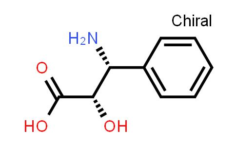 (2S,3R)-3-Amino-2-hydroxy-3-phenylpropanoic acid