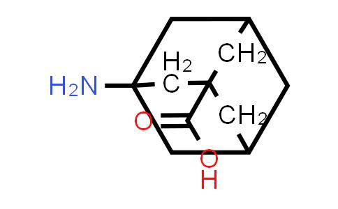 3-Aminoadamantane-1-carboxylic acid