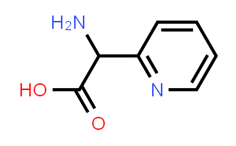 2-Amino-2-(2-pyridyl)acetic Acid