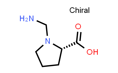 (S)-1-(Aminomethyl)pyrrolidine-2-carboxylic acid