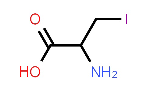 2-Amino-3-iodopropanoic acid