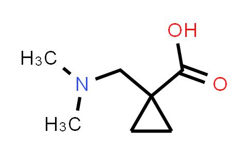 1-((Dimethylamino)methyl)cyclopropanecarboxylic acid