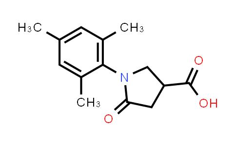 1-Mesityl-5-oxopyrrolidine-3-carboxylic acid