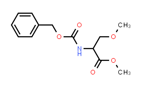 Methyl 2-(((benzyloxy)carbonyl)amino)-3-methoxypropanoate