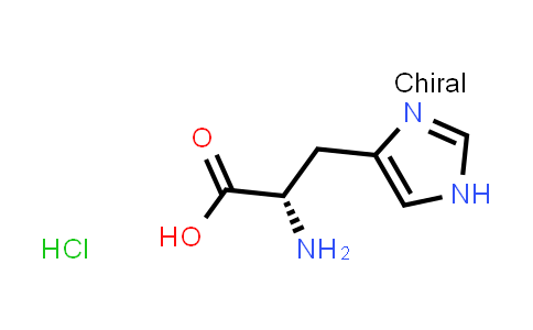 (S)-2-Amino-3-(1H-imidazol-4-yl)propanoic acid hydrochloride