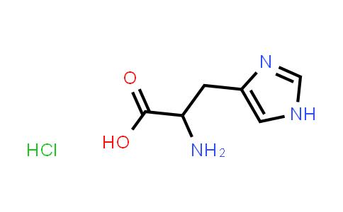 2-Amino-3-(1H-imidazol-4-yl)propanoic acid hydrochloride