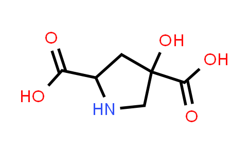 4-Hydroxypyrrolidine-2,4-dicarboxylic acid
