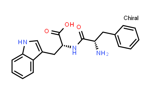 (R)-2-((S)-2-Amino-3-phenylpropanamido)-3-(1H-indol-3-yl)propanoic acid