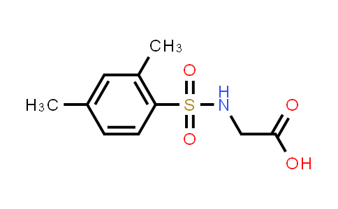 2-(2,4-Dimethylphenylsulfonamido)acetic acid