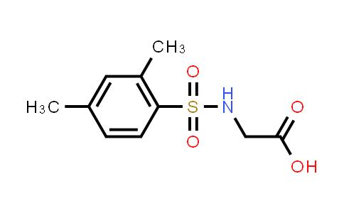 2-(2,4-Dimethylphenylsulfonamido)acetic acid