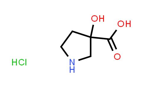 3-Hydroxypyrrolidine-3-carboxylic acid hydrochloride