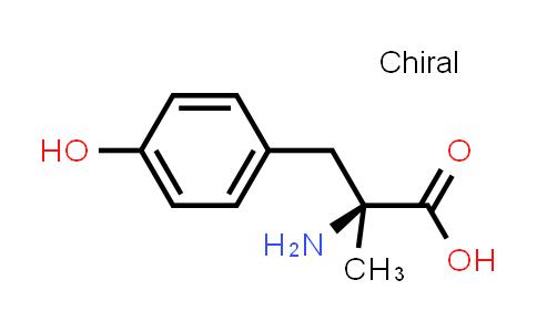 (S)-2-Amino-3-(4-hydroxyphenyl)-2-methylpropanoic acid