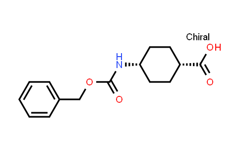 cis-4-(((Benzyloxy)carbonyl)amino)cyclohexanecarboxylic acid