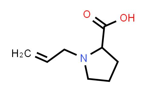 1-Allylpyrrolidine-2-carboxylic acid
