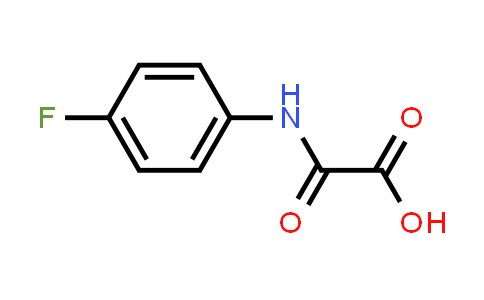 2-((4-Fluorophenyl)amino)-2-oxoacetic acid