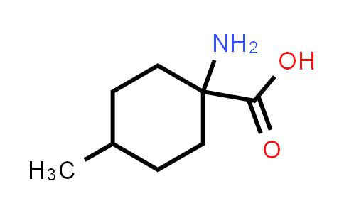 1-Amino-4-methylcyclohexanecarboxylic acid