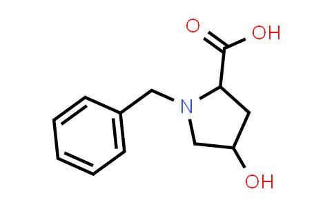 1-Benzyl-4-hydroxypyrrolidine-2-carboxylic acid