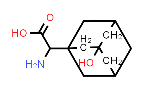 2-Amino-2-(3-hydroxyadamantan-1-yl)acetic acid