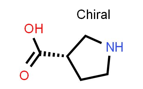(S)-(+)-Pyrrolidine-3-carboxylic Acid