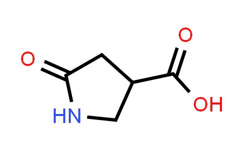 5-Oxopyrrolidine-3-carboxylic acid