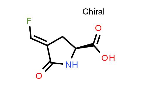 (S)-4-(Fluoromethylene)-5-oxopyrrolidine-2-carboxylic acid