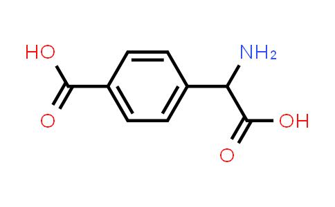 4-(Amino(carboxy)methyl)benzoic acid