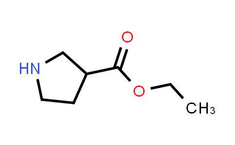 Ethyl pyrrolidine-3-carboxylate