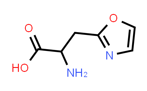 2-Amino-3-(oxazol-2-yl)propanoic acid