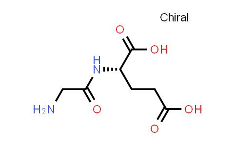 (S)-2-(2-Aminoacetamido)pentanedioic acid