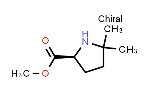 (S)-Methyl 5,5-dimethylpyrrolidine-2-carboxylate