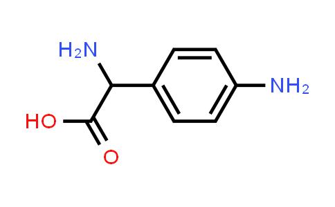 2-Amino-2-(4-aminophenyl)acetic acid