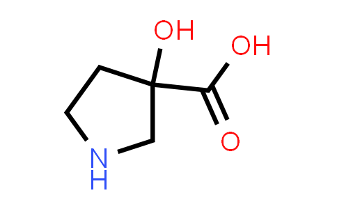 3-Hydroxypyrrolidine-3-carboxylic acid