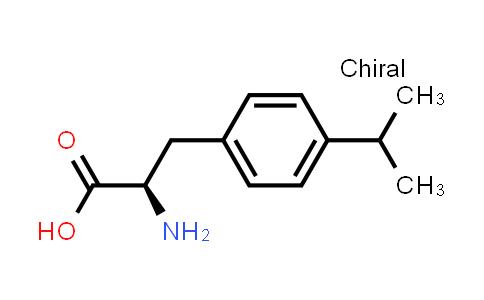 (R)-2-Amino-3-(4-isopropylphenyl)propanoic acid