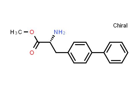 (R)-Methyl 3-([1,1'-biphenyl]-4-yl)-2-aminopropanoate