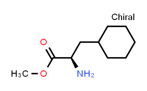 (R)-Methyl 2-amino-3-cyclohexylpropanoate