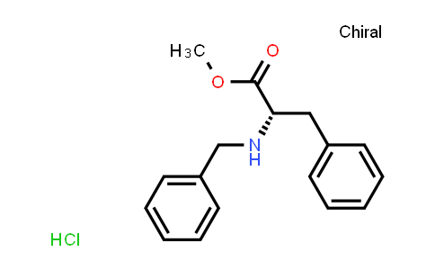(S)-Methyl 2-(benzylamino)-3-phenylpropanoate hydrochloride