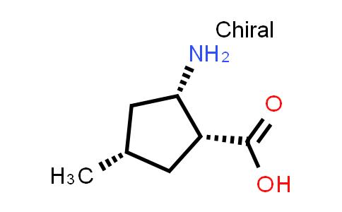 (1R,2S,4S)-2-Amino-4-methylcyclopentanecarboxylic acid