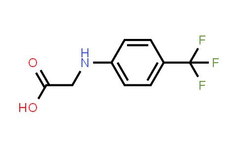 2-((4-(Trifluoromethyl)phenyl)amino)acetic acid