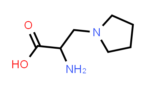 2-Amino-3-(pyrrolidin-1-yl)propanoic acid