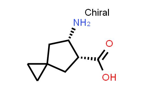 (5R,6S)-6-Aminospiro[2.4]heptane-5-carboxylic acid
