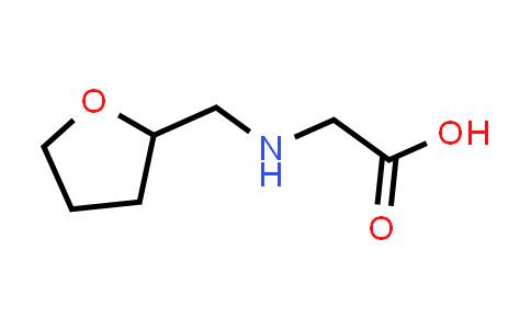 2-(((Tetrahydrofuran-2-yl)methyl)amino)acetic acid