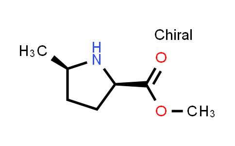 (2R,5R)-Methyl 5-methylpyrrolidine-2-carboxylate