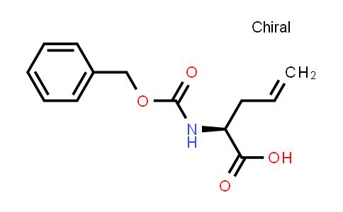 (S)-2-(((Benzyloxy)carbonyl)amino)pent-4-enoic acid