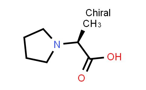 (S)-2-(1-Pyrrolidyl)propanoic Acid