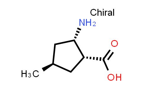 (1R,2S,4R)-2-Amino-4-methylcyclopentanecarboxylic acid