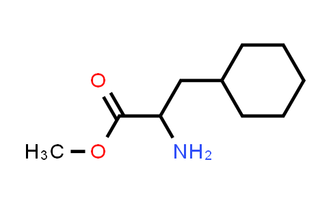 Methyl 2-amino-3-cyclohexylpropanoate