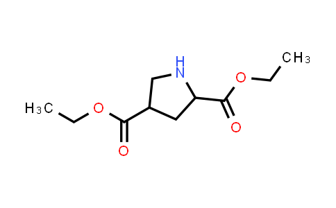 Diethyl pyrrolidine-2,4-dicarboxylate