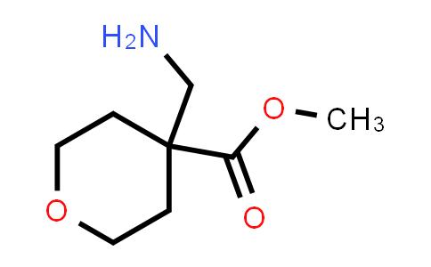 Methyl 4-(aminomethyl)tetrahydro-2H-pyran-4-carboxylate