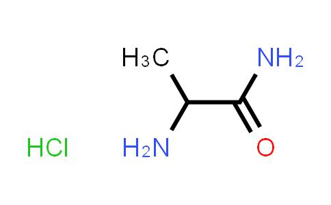 2-Aminopropanamide hydrochloride